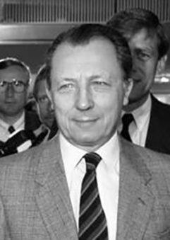 Jacques Delors, 1988    Bundesarchiv, B 145 Bild-F078267-0023 / Wegmann, Ludwig / CC-BY-SA / CC BY-SA 3.0 Creative Commons