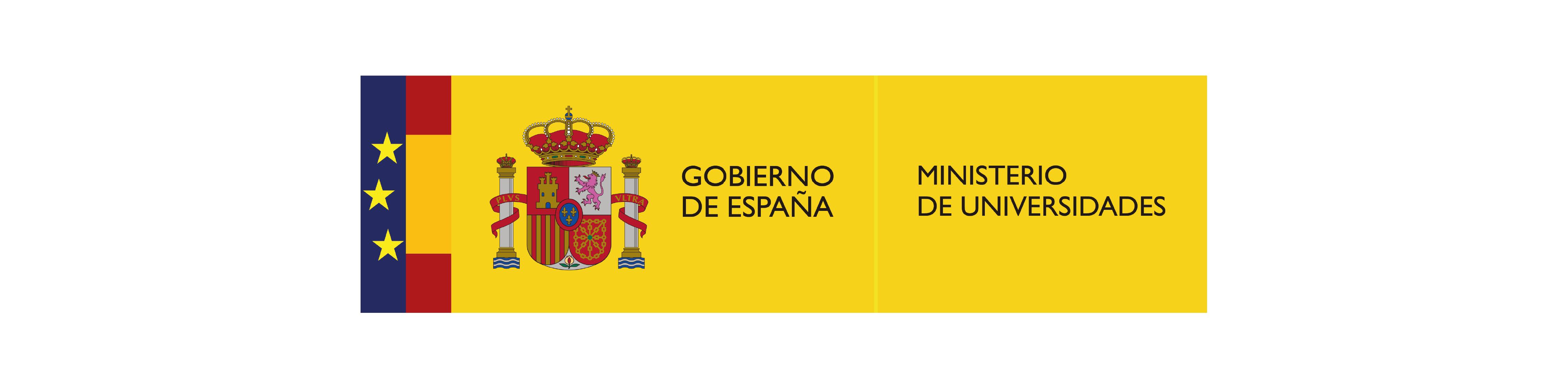 Gobierno de España. Ministerio de Universidades.