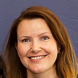 Austria National Organiser Jana Breyer