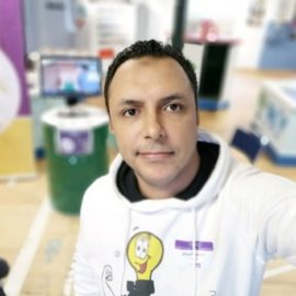 Egypt National Organiser Yasser Eltantawy