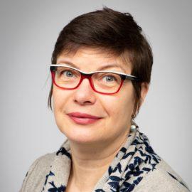 Finland National Organiser Tuula Pihlajamaa