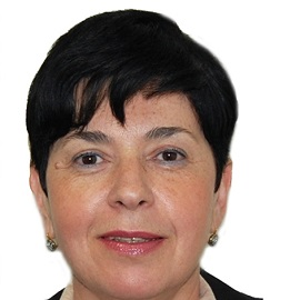 Georgia National Organiser Tamar Khulordava