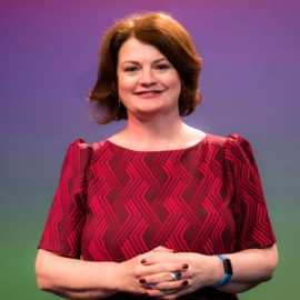 Ireland National Organiser Mari Cahalane