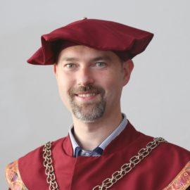 Slovakia National Organiser Jozef Ristvej
