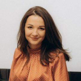 Latvia National Organiser Sintija Birule