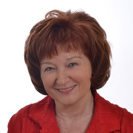Slovenia National Organiser Marija Osredkar