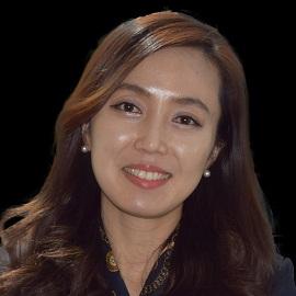 South Korea National Organiser Youngmi Kim