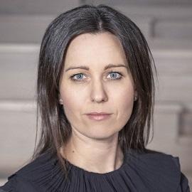 Sweden National Organiser Anna Hedlund