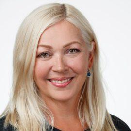 Estonia National Organiser Annely Allik