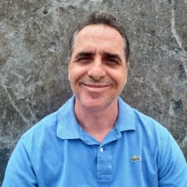 Spain National Organiser Fernando José de Hipolito