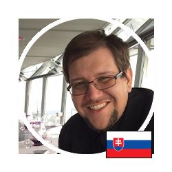 Member of the Jury - Peter Celec, Slovakia