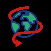 Earth sciences icon EUCYS 2021