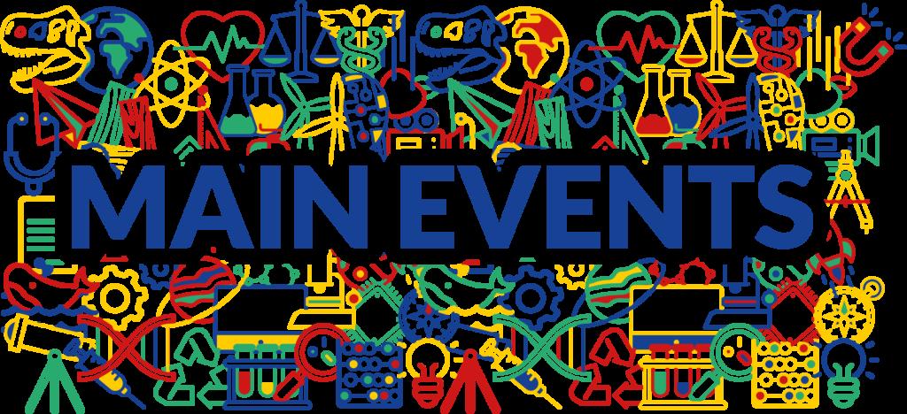 Main Events EUCYS 2021 Salamanca